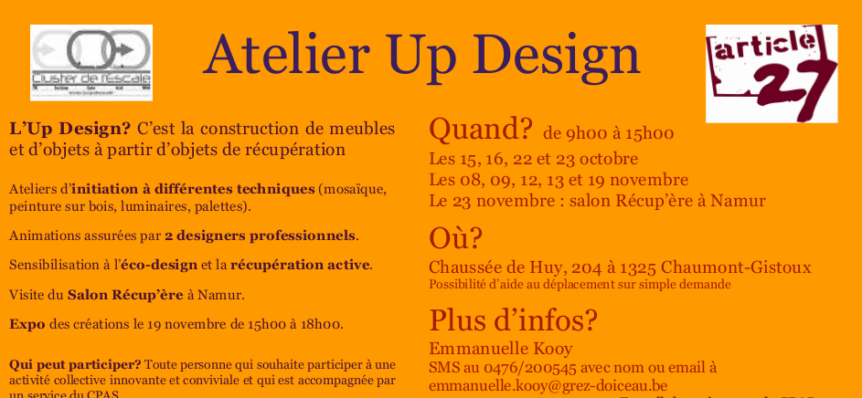 atelier up design vignette